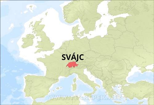 svájc térkép Svájc térképek